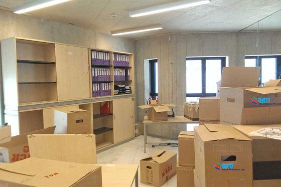 Empresa de Mudanzas en Santibañez el Bajo, Cáceres 1